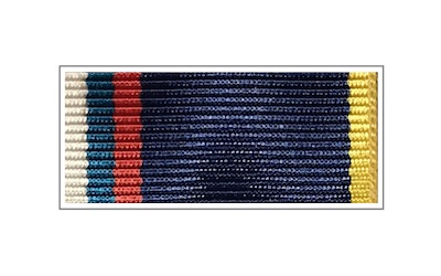 Орденская планка и колодка «100 лет органам государственной безопасности»