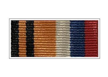 Лента медали «15 лет ФУБХУХО»