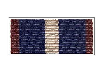 Орденская планка и колодка к медали «55 лет вневедомственной охране»