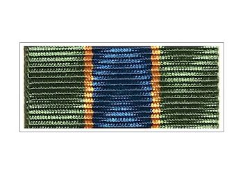 Лента медали «Ветеран Федеральной службы судебных приставов»