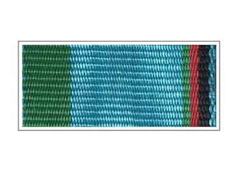 Лента медали «Ветеран-интернационалист ВДВ. Афганистан.»