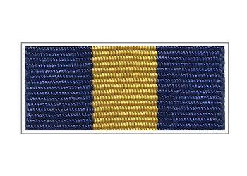 Орденская планка и колодка «За отличную службу в органах предварительного следствия»