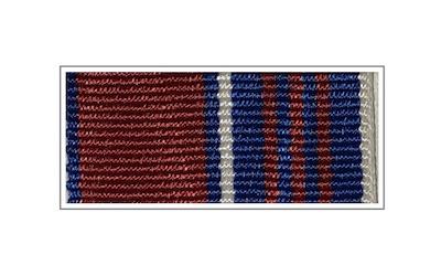 Орденские планки и колодки к медали Росгвардии «За проявленную доблесть» III степени