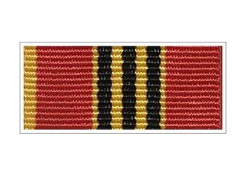 Лента медали «За верность присяге»