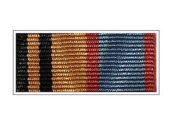Лента Знака «100 лет противовоздушной обороне»