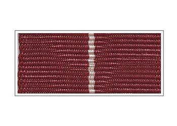 Лента медали ГФС «За безупречную службу» I степени