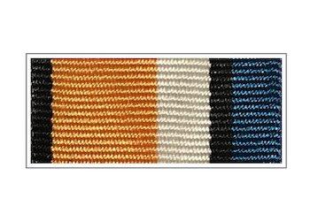 Орденская планка и колодка «За службу в войсках радиоэлектронной борьбы»