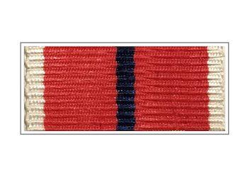 Орденская планка и колодка Ордена «Долг и Честь»