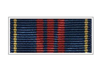 Орденская планка «За заслуги в управленческой деятельности» III степени