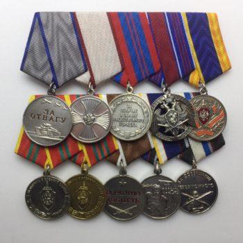 Медальные колодки