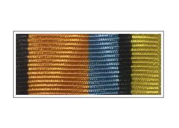 Лента медали «За службу в ВКС» МО РФ